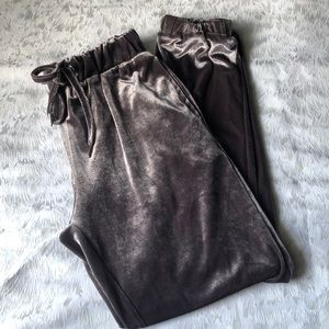 Zara Pants - ZARA! Purple sweats